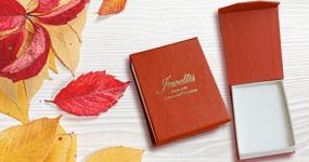 Limitovaná krabička v červeném - podzimní akce!